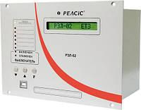 Микропроцессорные устройства защиты и автоматики для сетей 35-10(6) кВ РЗЛ-02