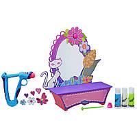 DohVinci Набор для творчества Туалетный столик от Play Doh Style & Store Vanity Design Kit