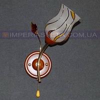 Декоративное бра, светильник настенный IMPERIA одноламповое LUX-436352
