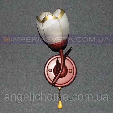 Декоративное бра, светильник настенный IMPERIA одноламповое LUX-460360