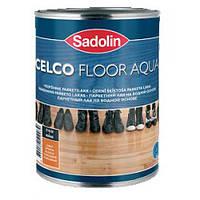 Sadolin CELCO FLOOR AQUA Водорастворимый лак для пола (глянцевый) 5 л