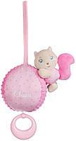 Музыкальная игрушка на кроватку Chicco Soft Cuddles Белочка (07497.10)