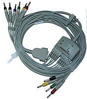 Кабель для кардиографа MAC500, MAC1100, MAC1200