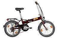 Електричний велосипед MIFA 20 Biria Німеччина
