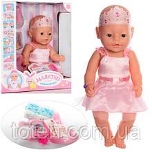 Лялька Пупс BL 018 А Маленька Ляля новонароджений з аксесуарами