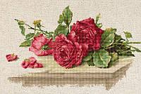 BL22411 Красные розы Размер: 31x19.5 cm Цвета: 30