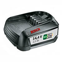 Аккумулятор Bosch Li-Ion 14,4 В, 2,5 Ач PBA 14,4, 1607A3500U