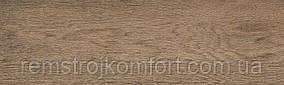 Плитка для пола InterCerama MASSIMA 150х500 коричневый темный