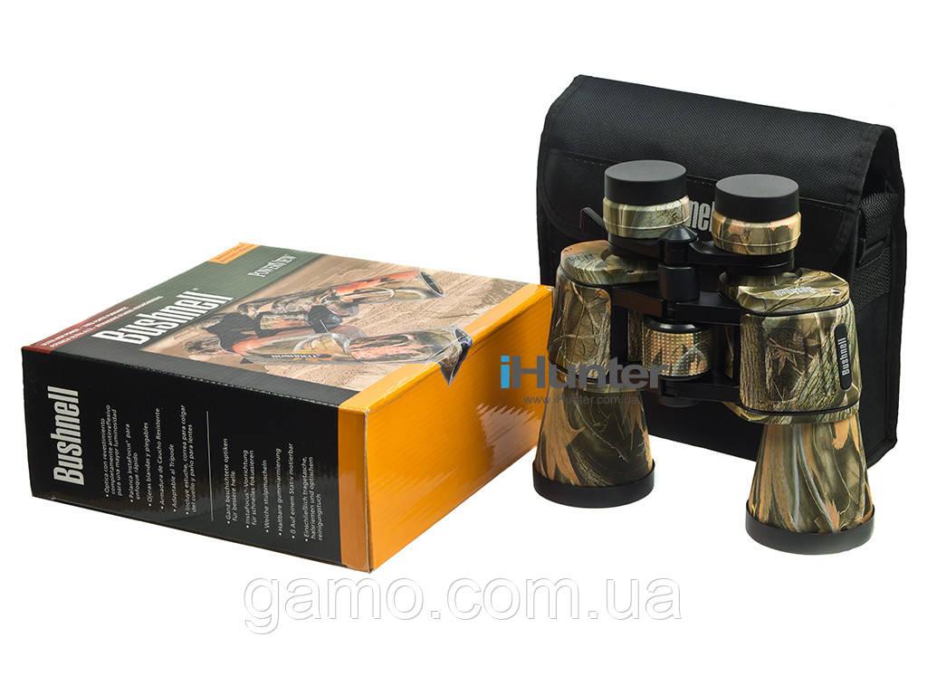 Бинокль BUSHNELL 10-50x50 PowerView MossyOAK