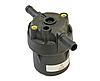 Фильтр газовый с отстойником Valtek пропан вход+выход D14