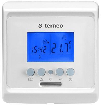 Програмований тижневий терморегулятор Terneo Pro