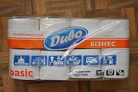 Туалетная бумага Диво Бизнес 16 шт basic