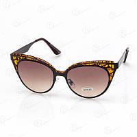 Cолнцезащитные очки Gucci Гуччи 980-3 брендовые очки в Украине