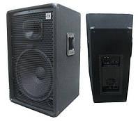 """Активная АС Division DJ15SA-2 15""""+3», усилитель 2х350Вт, 8Ом + выход на пассивную колонку"""
