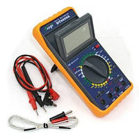 Цифровой мультиметр-тестер DT-9208