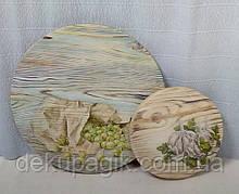 Майстер-клас Випал, брашірованіе деревини