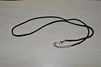 вощеный хлопковый шнурок витой 3 мм