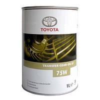 TOYOTA Transfer Gear Oil LF 75W Трансмиссионное масло