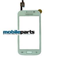 Оригинальный Сенсор (Тачскрин) для Samsung i8160 (Белый)