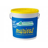 Матовая, моющаяся краска для наружных и внутренних стен Murival Esterni. Cap Arreghini
