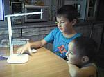 Фото-отзывы детей про FunDesk