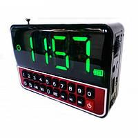 Часы WS-1513 с USB и часами!!!