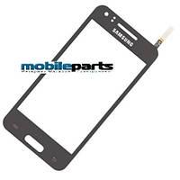 Оригинальный Сенсор (Тачскрин) для Samsung i8530 (Черный)