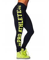 Лосины  спортивные женские Pro Athlete, фото 1