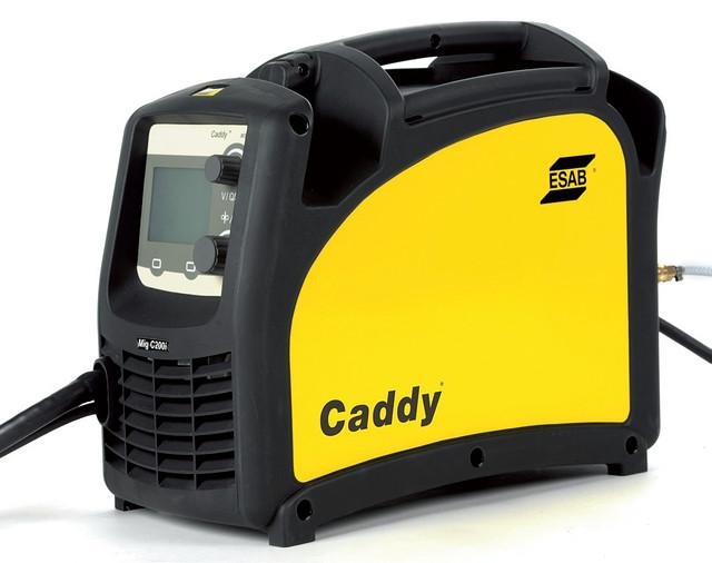 Зварювальний напівавтомат Caddy Mig C200i ESAB