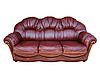 """Трехместный раскладной кожаный диван """"Мальта"""" (200см), фото 3"""