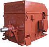 Электродвигатель высоковольтный ДАЗО 6кВ Исполение У1