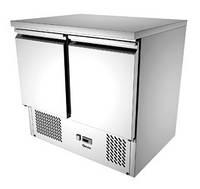 Мини холодильный стол с динамическим охлаждением 2 дверями Bartscher 110156