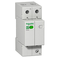 УЗИП Schneider Electric Easy9, 20kA, 1P+N, 10 kA, 1,3кВ