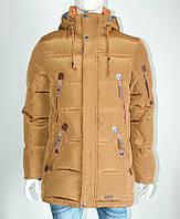 Зимняя мужская куртка ZPJV  (синтепон) ZD-888, фото 1