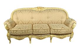 """Классический диван """"Ника"""" в стиле барокко"""