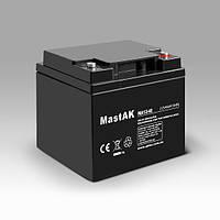 Аккумулятор MA12-45 MastAK 12V45Ah