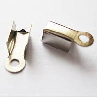 Зажим для шнура 9х3,5 мм