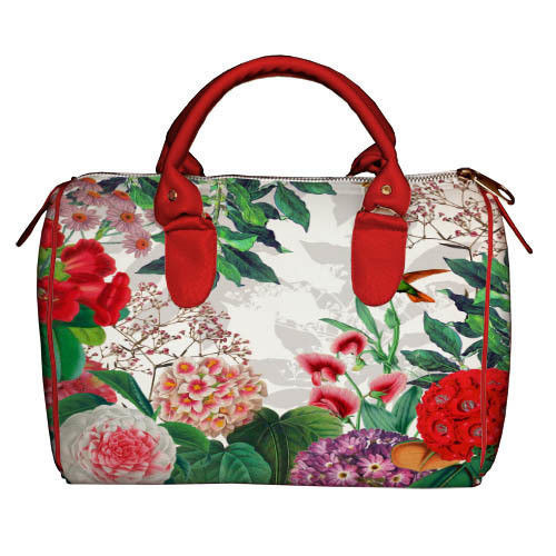 Яркие женские сумки с рисунком