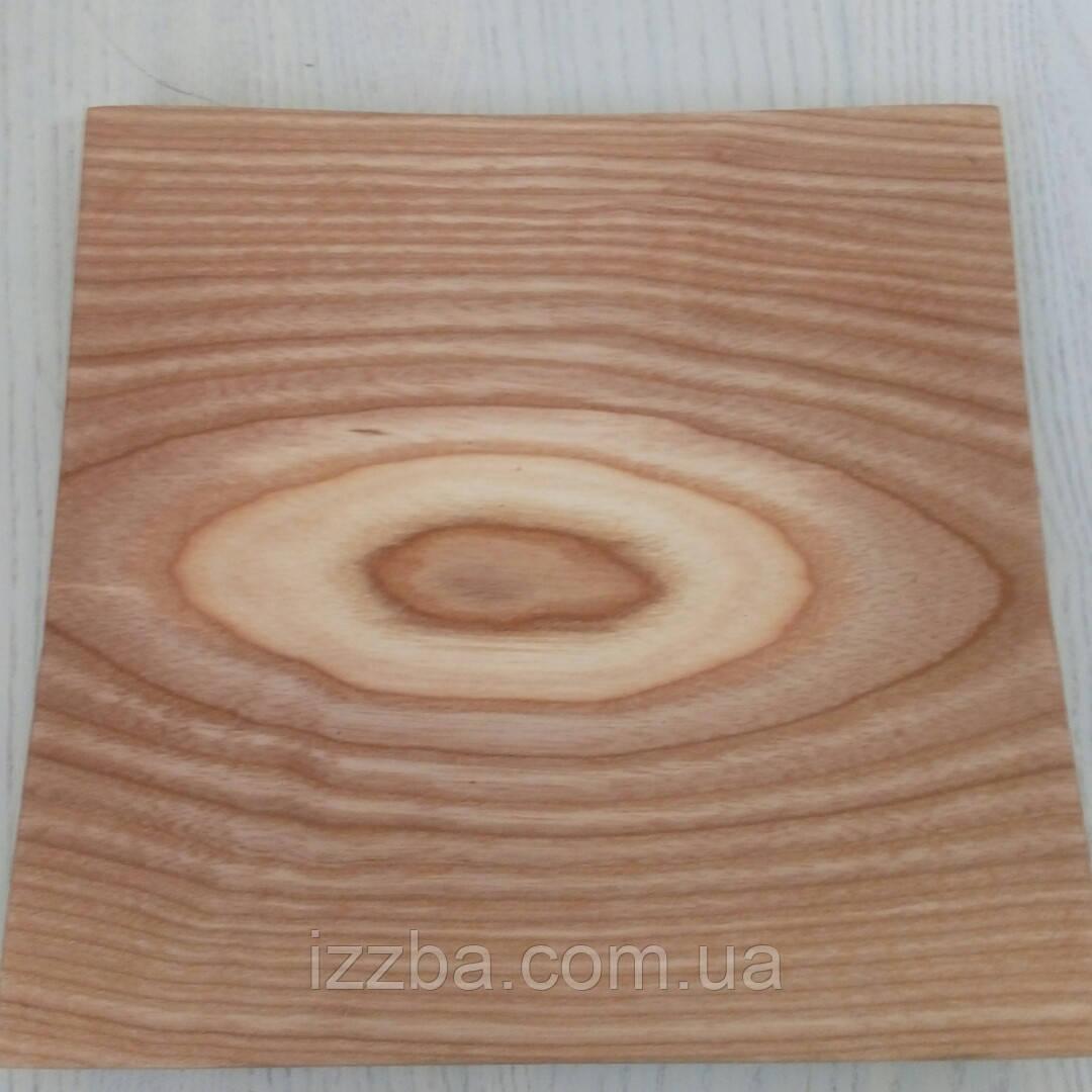 Посуда деревянная ясень