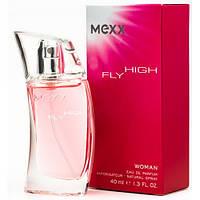 Mexx Fly High woman EDT 40 ml Туалетная вода женская (оригинал подлинник  Германия)