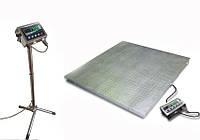 Весы с защитой от пыли влаги ТВ4-1000-0,2-(1500х1500)-S-12еh