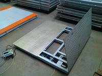 Весы нержавеющие до 3 тонн ТВ4-3000-1-(1250х1250)-N-12eh