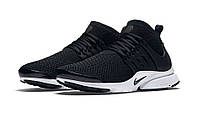 Мужские кроссовки Nike Air Presto Ultra Flyknit Black