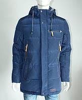 Мужская куртка ZPJV (синтепон)  ZD-8159, фото 1