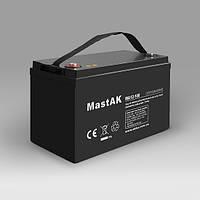 Аккумулятор MA12-100 MastAK 12V100Ah
