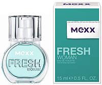 Mexx Fresh W EDT 15 ml Туалетная вода женская (оригинал подлинник  Германия)
