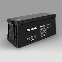 Аккумулятор MA12-200 MastAK 12V200Ah
