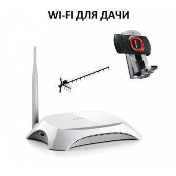 Установка cdma антенны