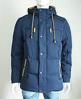 Зимняя мужская куртка ZPJV (синтепон)   ZD-8166, фото 1
