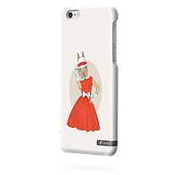 Чехол-накладка для iPhone 6/6S Бельчонок
